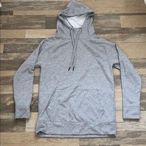 Grey athleta hoodie
